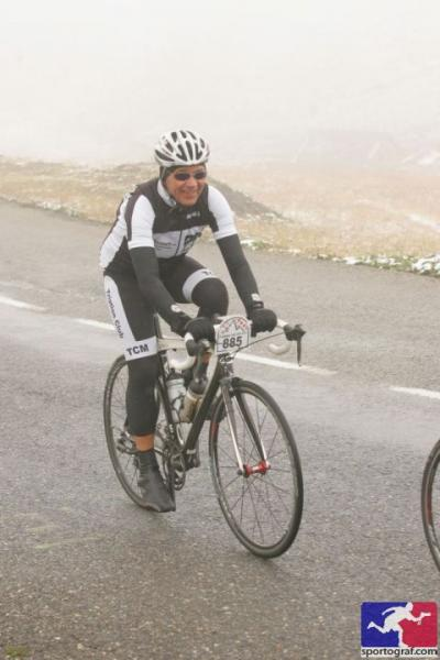 Beklimming Galibier